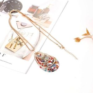 Topshop Pendant Necklace